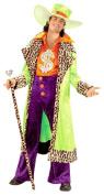 Forum Novelties 59473 Big Daddy Pimp Adult Costume