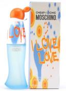 MOSCHINO 10122961 I LOVE LOVE by MOSCHINO - EDTSPRAY