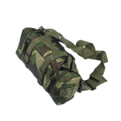 Blancho Bedding WXR002-CLMC Field Sports Military Camouflage Multi-Purposes Fanny Pack / Waist Pack / Travel Lumbar Pack