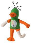 Doggles TYCLDK07 Cast of Characters Duck Large Toy - Green