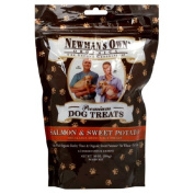 Newmans Own Organics 61929 Organic Salm Sweet Potatoe Dog Treats
