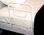 Complete Medical 1875 Bed Rail 18 Single Sided