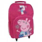 PEPPA PIG WHEELIE BAG
