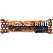 Kind Fruit & Nut 61829 Almond Walnut & MacAdamia Plus Bar
