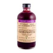 Honey Gardens Apiaries 0626135 Organic Honey Elderberry Extract with Propolis - 8 fl oz