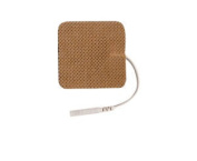 ProMed Specialties ProM-021 5.1cm . x 5.1cm . Tan Cloth Electrodes