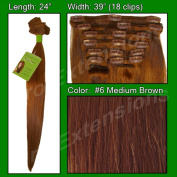 Brybelly Holdings PRRM-24-6 No. 6 Medium Brown - 60cm REMI