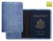 Raika RO 115 LIME Passport Cover - Lime