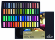 Royal Talens C318-23133 Rembrandt Artists Soft Pastel 60 Colour Half Stick Set