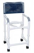 MJM International 118-3-ADJ Shower Chair