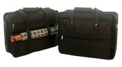 Bond Street 468045BLK Extra-lightweight Black Laptop Case