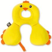 BenBat Travel Friends Head Neck Support 0-12 mo CHIC, Yellow, 1 ea