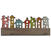 Sizzix 453140 Sizzix On The Edge Die By Tim Holtz-Townscape