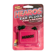 Hearos 0832899 Ear Plugs Rock n Roll Series - 1 Pair