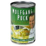 Wolfgang Puck 21346 Organic Corn Chowder Soup