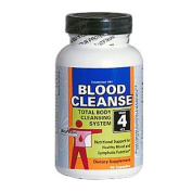 Health Plus 0977587 Blood Cleanse - 90 Capsules