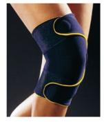 M-Brace 20E Knee Wrap - Blue - Size Extra