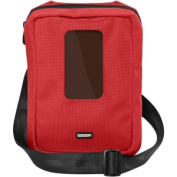 Cocoon Innovations CGB150RD Gramercy Messenger Sling - Red