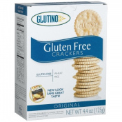 Glutino 38838 Gluten Free Crackers Original 6 Units 130ml