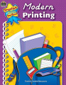 Teacher Created Resources 3329 Modern Printing
