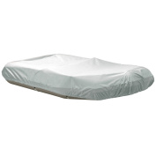 """Dallas Manufacturing Co. Polyester Inflatable Boat Cover B - Fits Up To 10'6"""", Beam to 160cm"""