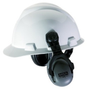 MSA 454-10061272 Cap Mount Ear Muffs Forslotted Caps Hpe Style