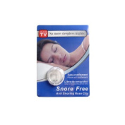 Bulk Buys UU682 Anti-snoring nose clip Case of 12