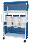 MJM International 835 Hydration Cart