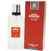 Habit Rouge By Guerlain Edt Spray 100ml