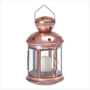 SWM 31132 5 L x 5 W x 9 1/2 H Colonial Candle Lamp