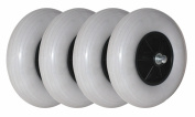 Mabis 509-1013-0000 Wheels - Set of 4 for 1013 Series Rollators