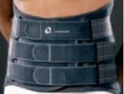 M-Brace 572-3XL Lumblock Lumbar Sacral Brace - Size 3X-Large