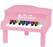 Schoenhut 18-Key Mini Baby Grand - Pink