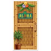 Aloha Door Cover 80cm . X 1.5m Pkg/6
