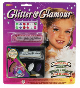 Rubies Costumes 155138 Glitter Make-Up Kit