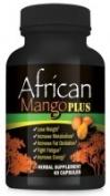 African Mango Plus Diet Weight Loss Pill 1 Bottle