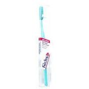 Fuchs 0764746 Adult Medium Record Multituft Nylon Bristle Toothbrush - 1 Toothbrush