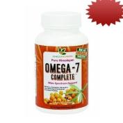 Seabuck Wonders 0990655 Sea Buckthorn Omega 7 Complete - 500 mg - 60 Softgels