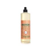 Mrs. Meyers 1211259 Liquid Dish Soap - Geranium - 470ml