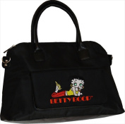 American Favorites HB-105 Betty Boop Microfiber Satchel Tote Bag