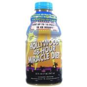 Hollywood Diet 0147835 Herbal Clean 48-Hour Miracle - 32 fl oz