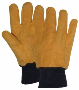 Boss Gloves Large Yellow Chore Gloves 4032