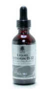 Nature's Answer - Vitamin B-12 Liquid Natural Flavours - 60ml