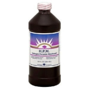 Heritage Store 0775528 HPM Hydrogen Peroxide Mouthwash - 470ml