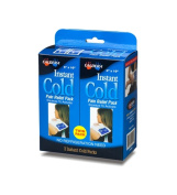 Caldera IP100BOX Instant Cold Pack- Twin Pack