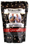 Newmans Own Organics 60885 Organic Chicken Medium Dog Treats