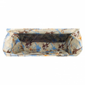 Trend Lab Rockstar Messenger Style Diaper Bag - Plaid