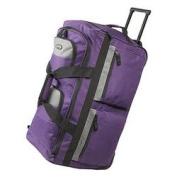 Luggage America SRD-26-DL Sports Plus 26 8 Pocket Rolling Duffel