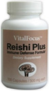 Kenshin 31000 Reishi-Plus - Immune Defence Formula 100 caps-500mg - Case of 12