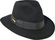 INDIANA JONES IJ554-BLK2 1/FUR FELT INDIANA JONES - M